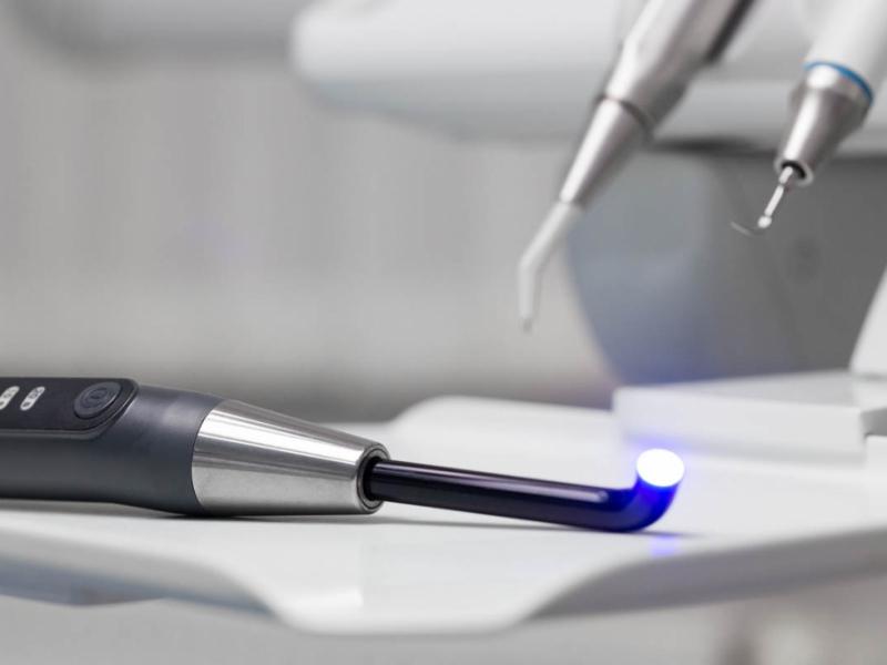 Polymerační lampa