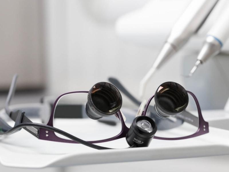 Galilejské lupové brýle Univet